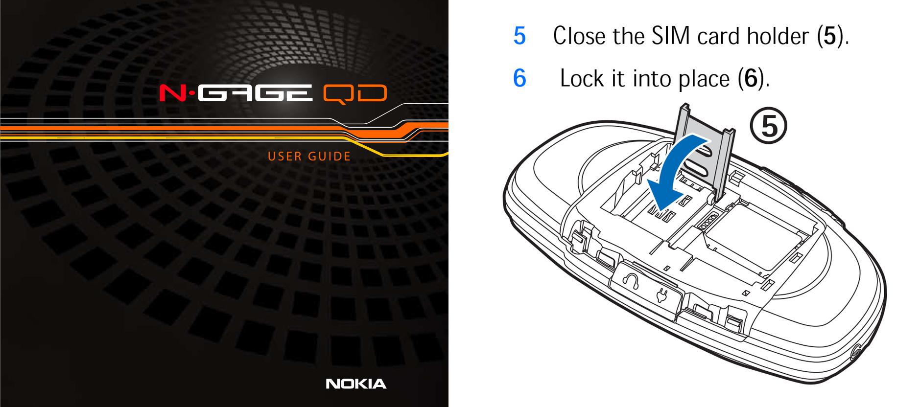 Nokia Illustration Graphic Design
