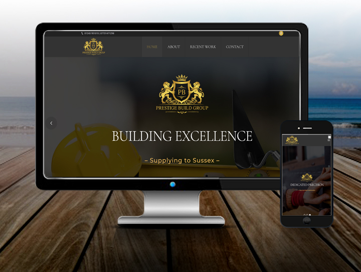 Building Service Website
