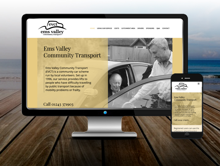 Community Transport Website